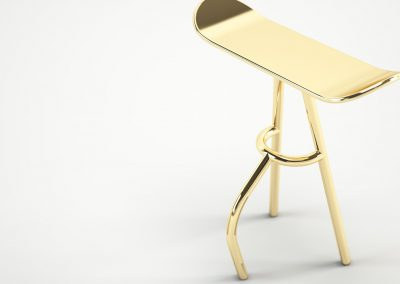 The Stool pour Kossi Aguessy